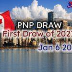 PNP Draw jan 2021